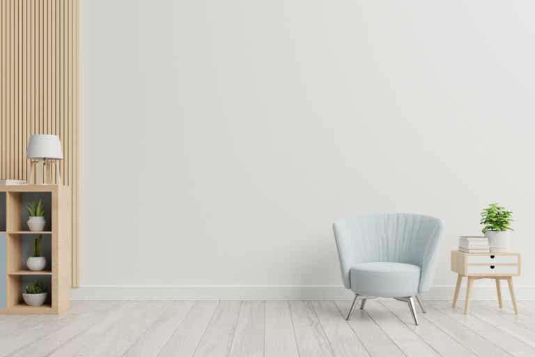Ideas para decorar e iluminar un cuarto sin ventanas