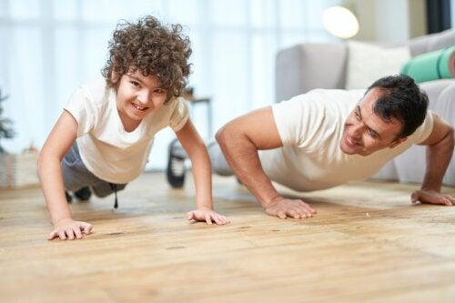 Fortalecimiento muscular en niños: todo lo que debes saber