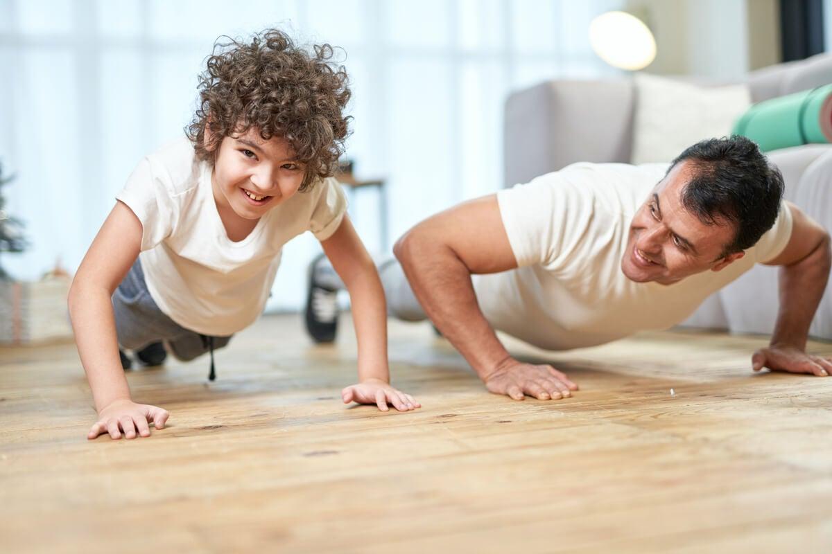 Los ejercicios para flacidez ayudan a la definición muscular.