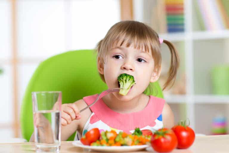 Dieta vegetariana en niños: ventajas y desventajas