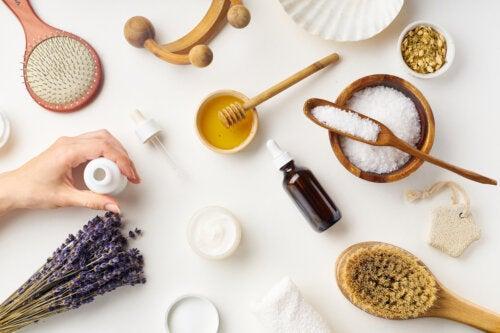 ¿Cuáles son los ingredientes más comunes en el maquillaje?