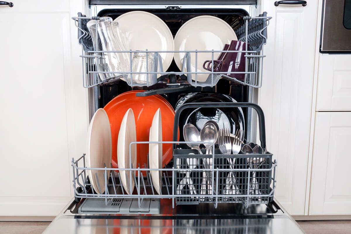 Lavavajillas usa ácido cítrico.
