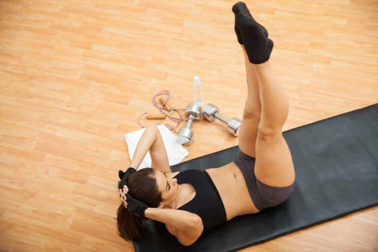 6 ejercicios para trabajar tus oblicuos