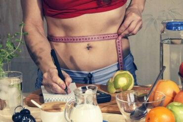 6 lecciones de nutrición para perder peso de forma saludable