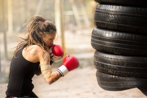 Opciones para crear tu propio saco de boxeo en casa