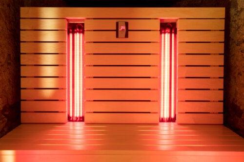 ¿Es seguro usar un sauna de rayos infrarrojos?