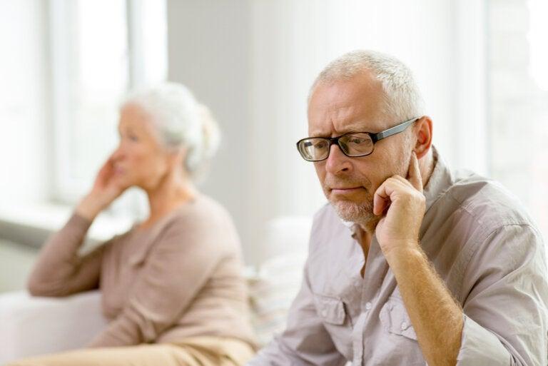 Separación en personas mayores: consejos para afrontarlo