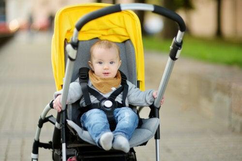 5 consejos para elegir la silla de paseo para tu bebé