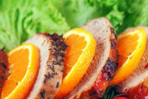 Solomillo a la naranja: ¿cómo se prepara?
