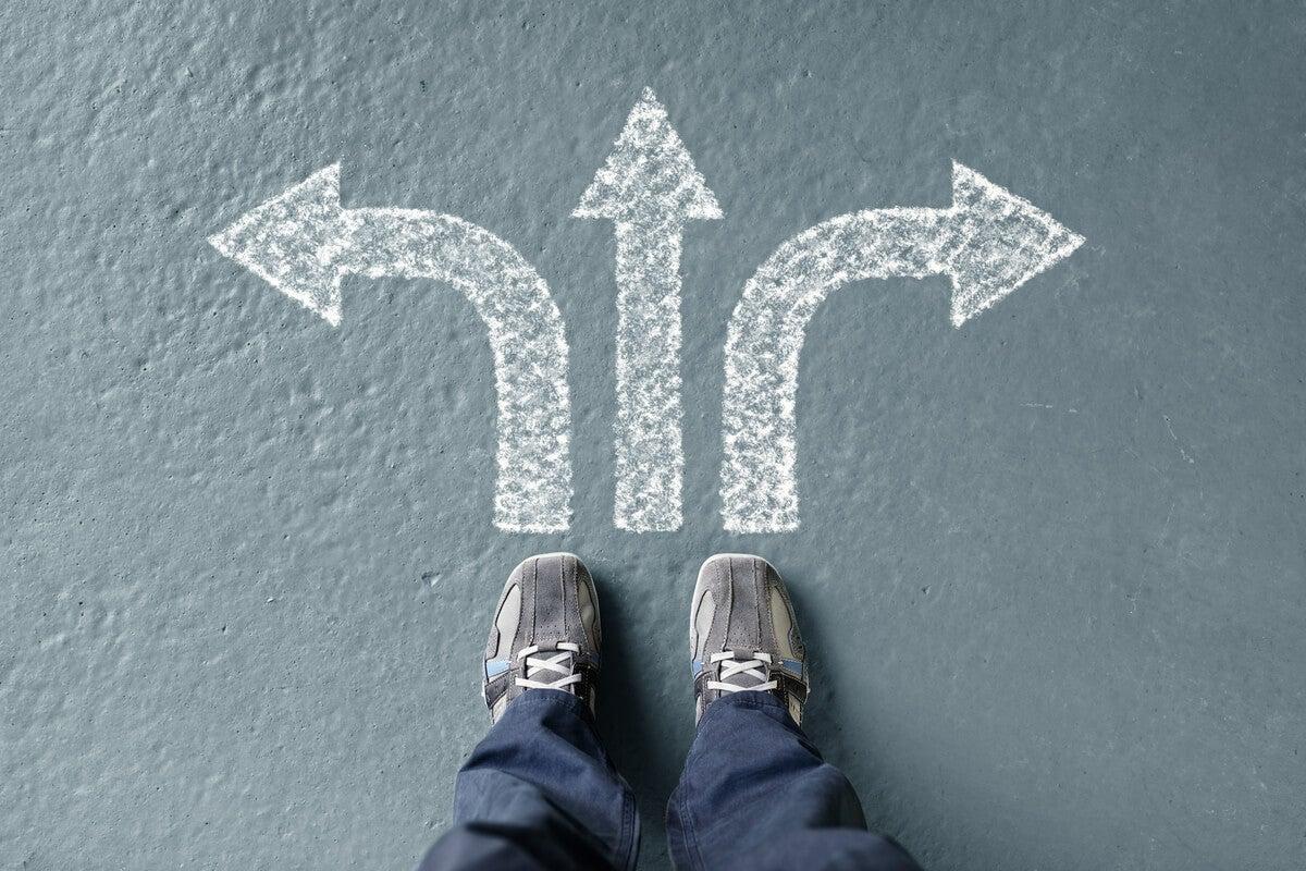 Tomar decisiones según las leyes del karma.
