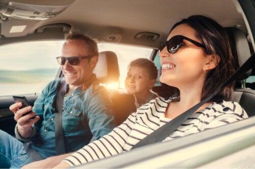 Recomendaciones para viajes largos en carretera