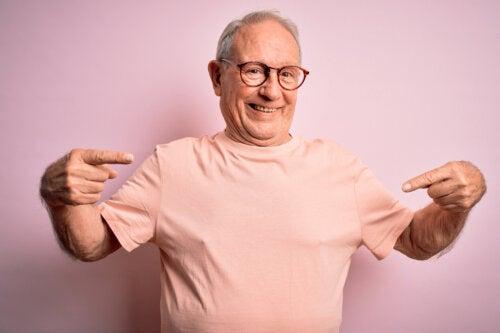 Cómo potenciar el autoestima en una persona mayor