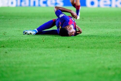 ¿De qué se trata la lesión de Ansu Fati y por qué está la opción de quirófano?