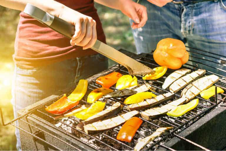 10 alternativas para hacer una barbacoa vegetariana