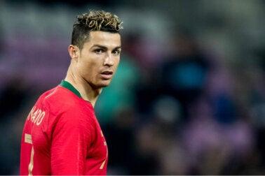 Lesiones que ha sufrido Cristiano Ronaldo