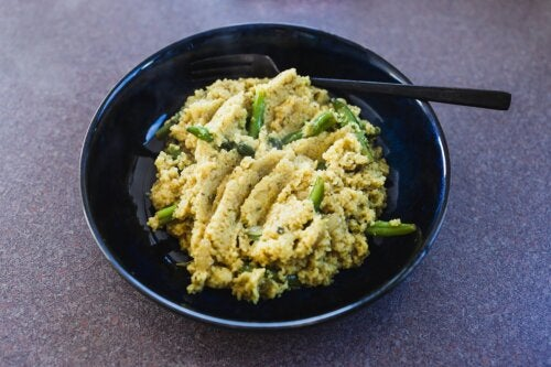 Cuscús de coliflor: receta sencilla por pasos