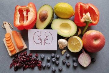 Cómo debe ser la dieta de las personas vegetarianas con problemas renales