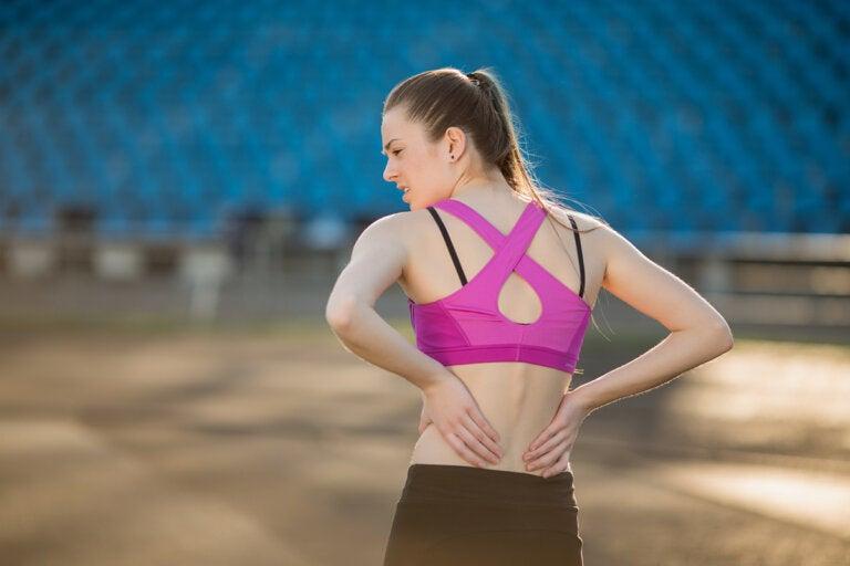 ¿Lesión lumbar? Estos son algunos de los deportes que puedes practicar