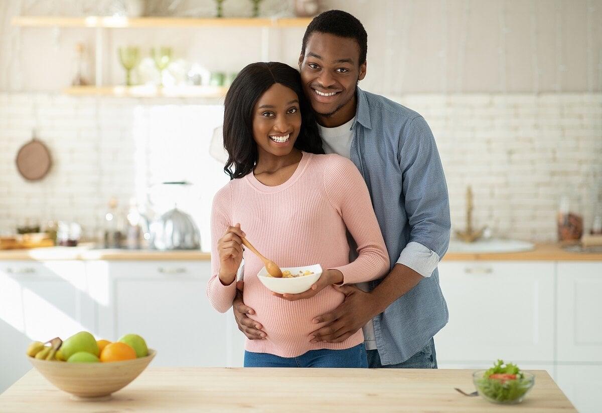 Recomendaciones nutricionales para el embarazo con enfermedad celíaca