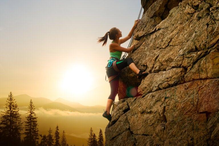 Escalada de roca: músculos implicados y consejos de entrenamiento