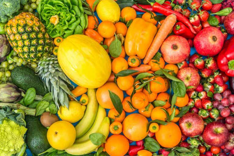 La mezcla de frutas y verduras «5 al día» aumenta la expectativa de vida, según un estudio