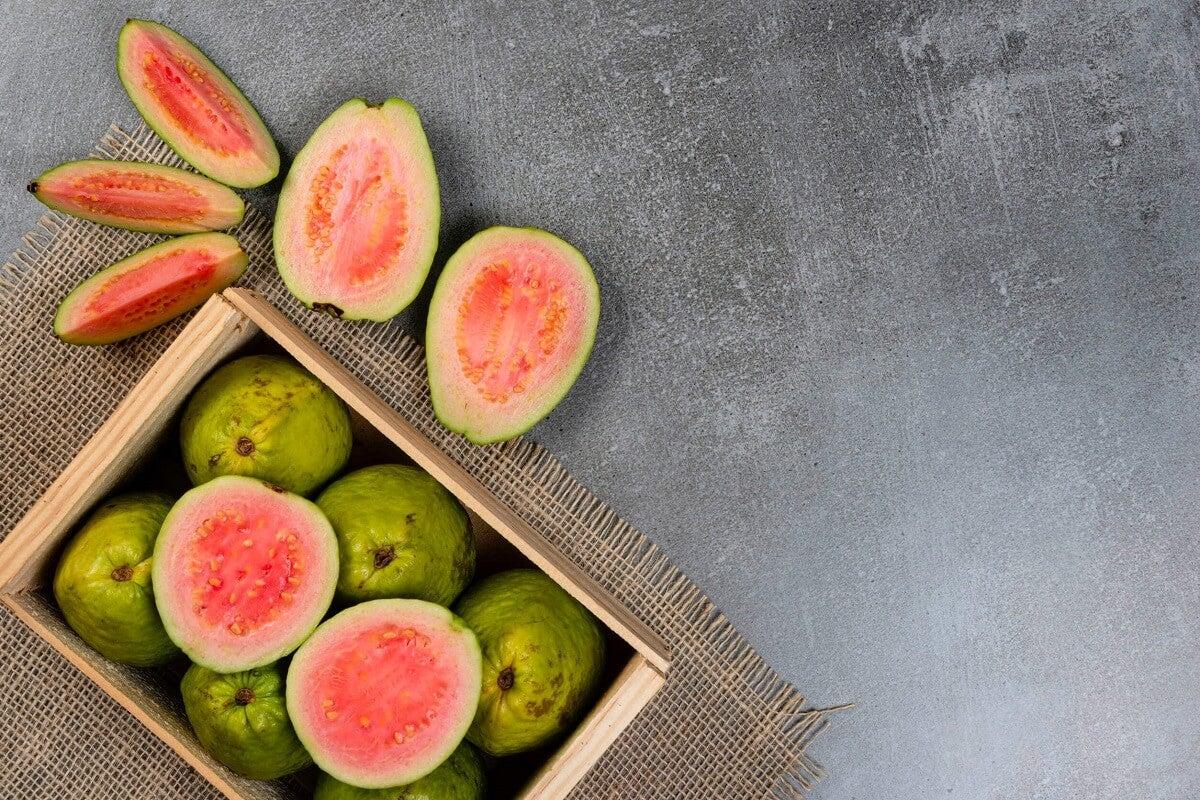 Guayaba, una fruta versátil y nutritiva