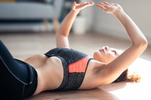 9 beneficios del entrenamiento del core