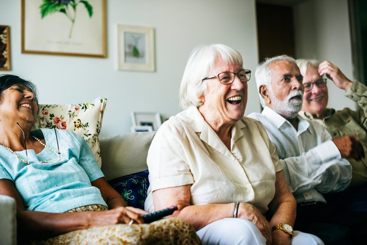Amizades na velhice