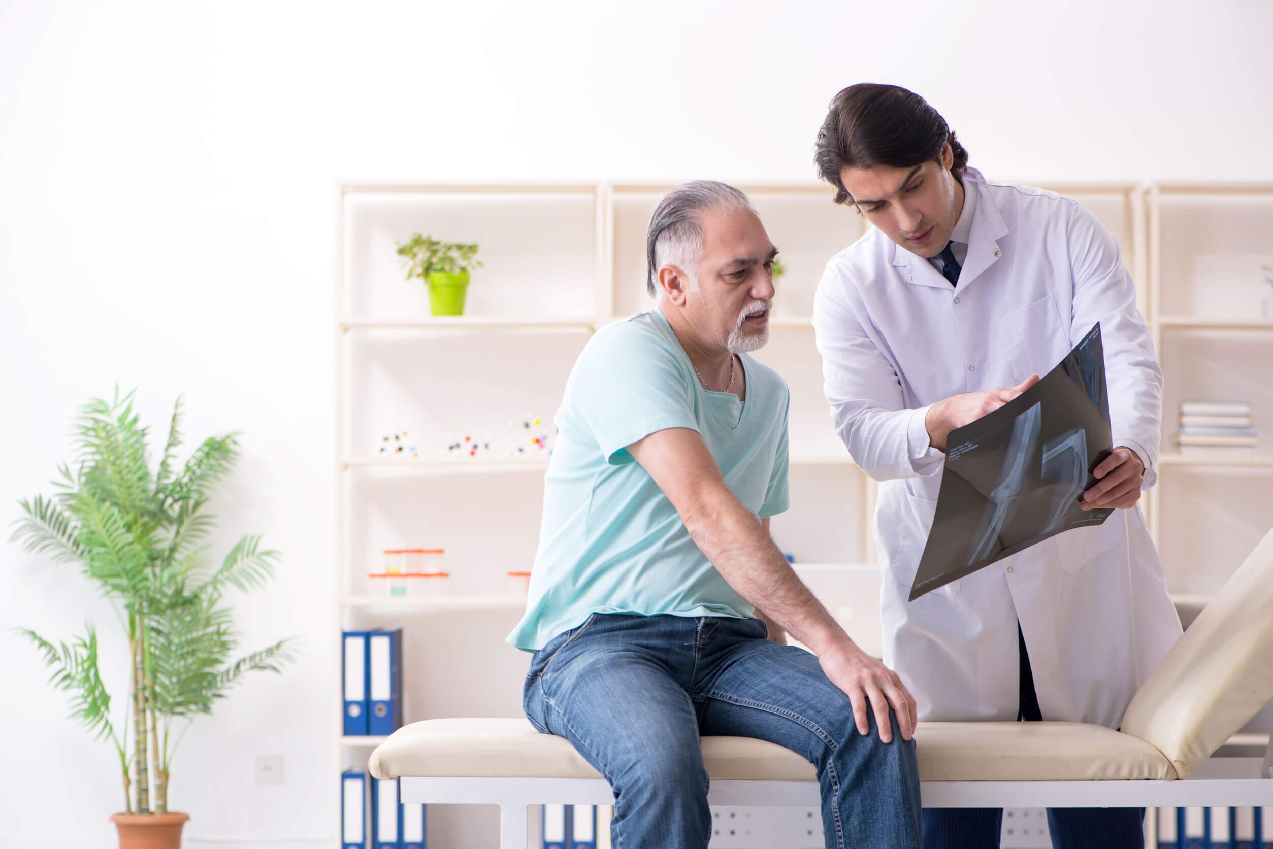 La artritis infecciosa puede ser peligrosa.