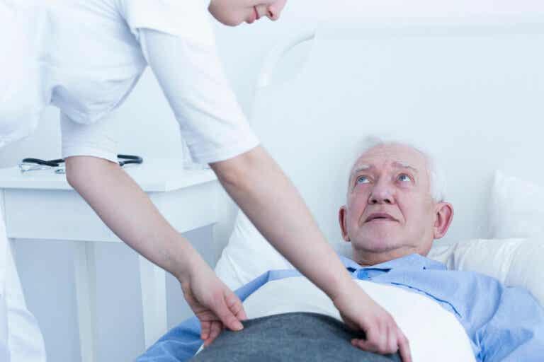 Grados de las escaras en pacientes y tratamiento