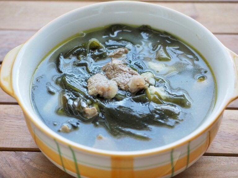 Todos los aportes de las algas en la alimentación saludable