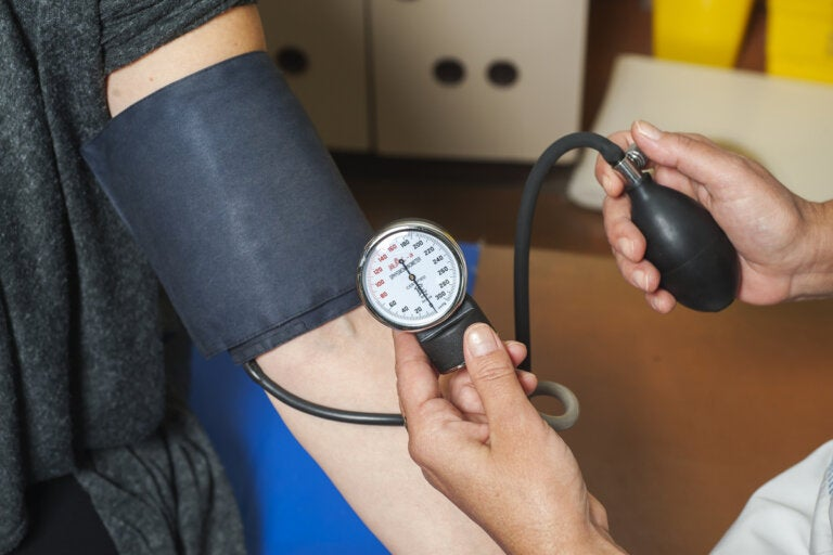 Consecuencias de la presión alta en el cuerpo