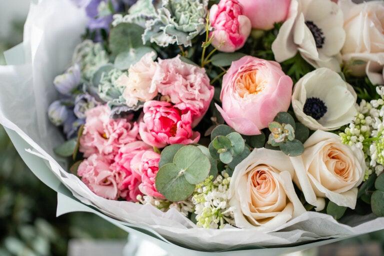 Trucos para preservar los arreglos florales