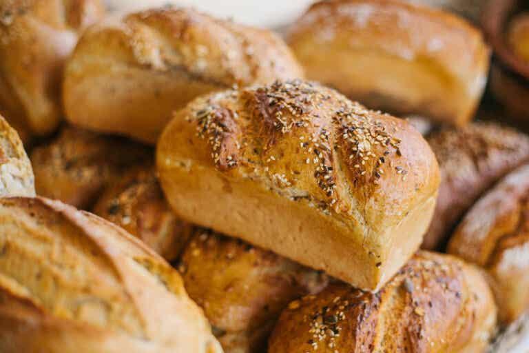 Deliciosa receta de pan de sésamo casero