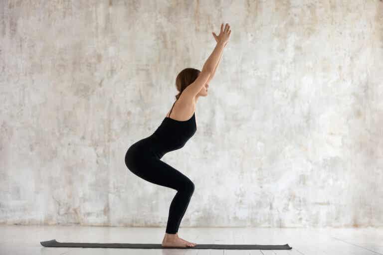 7 ejercicios de yoga para después de entrenar