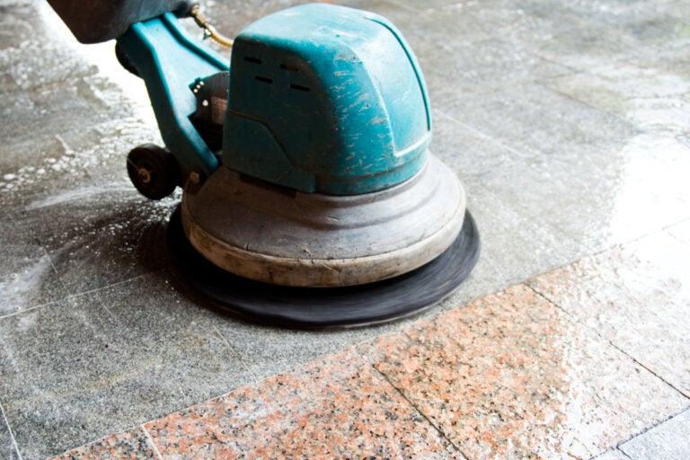 Cómo limpiar de forma correcta los suelos de mármol
