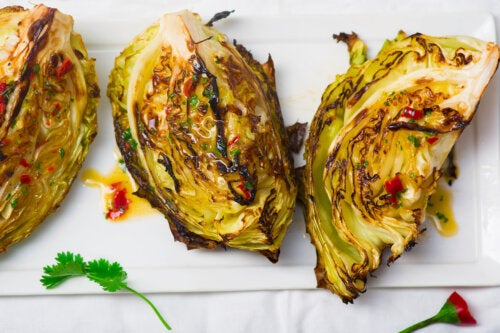 Receta de repollo al horno: fácil y rápido