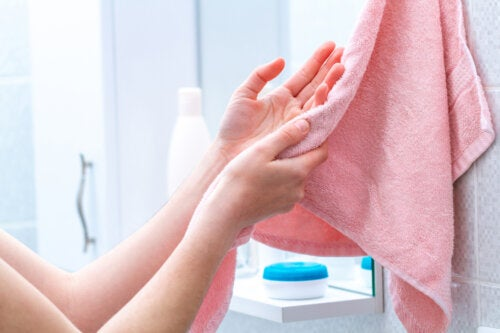 Cómo evitar la sequedad en las manos por el lavado frecuente
