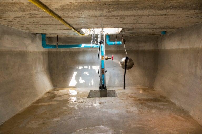 ¿Cómo limpiar un tanque de agua?