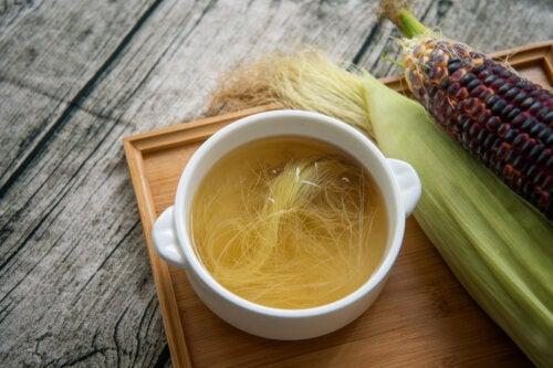 ¿Qué es y cuáles son los beneficios de la barba de maíz?