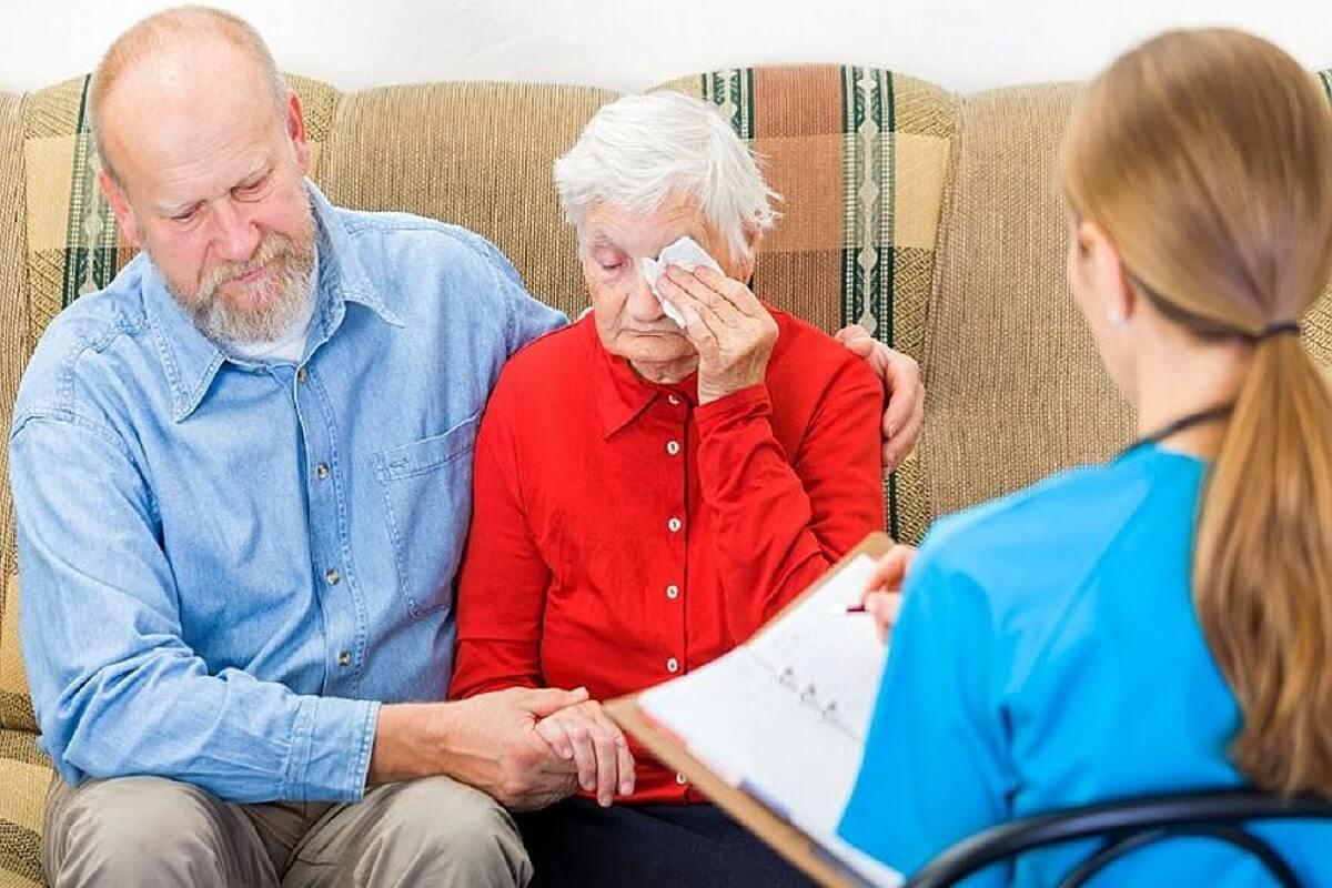 Terapia depresión en el adulto mayor