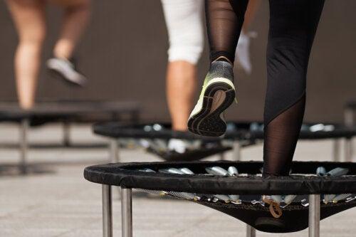 Jumping fitness: ¿cómo practicarlo?