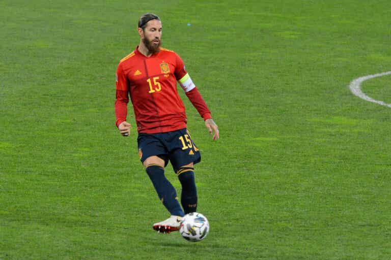 La lesión de Sergio Ramos que le frenó el camino a la Eurocopa