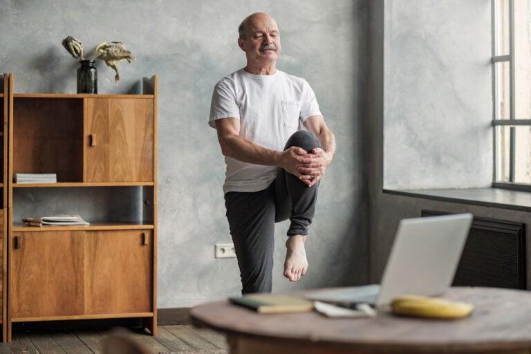 5 ejercicios para mejorar tu balance y equilibrio