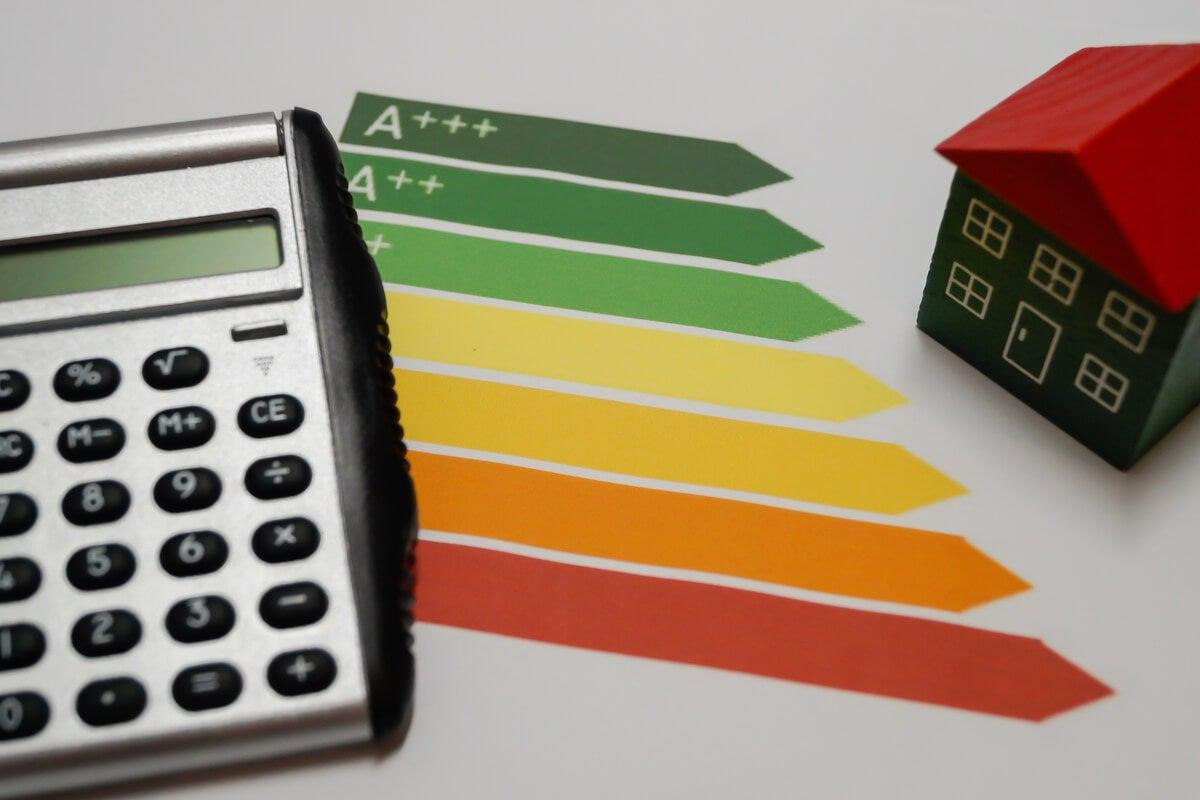 Clasificación de ahorro de energía.