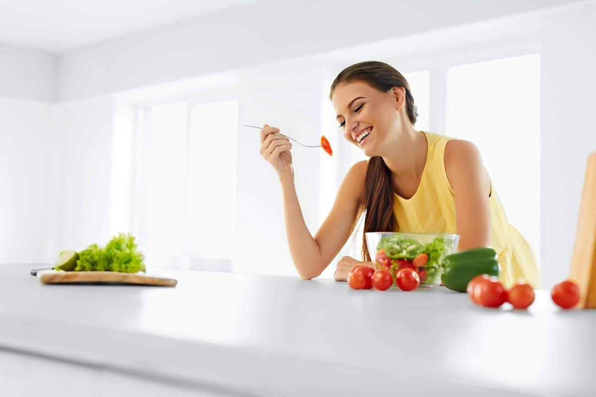 Concentración durante cada comida