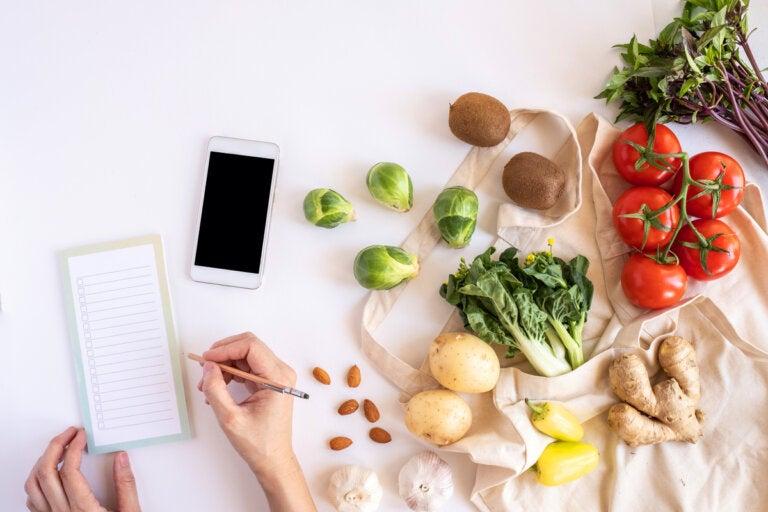 Dieta Noom: pros, contras y alimentos recomendados