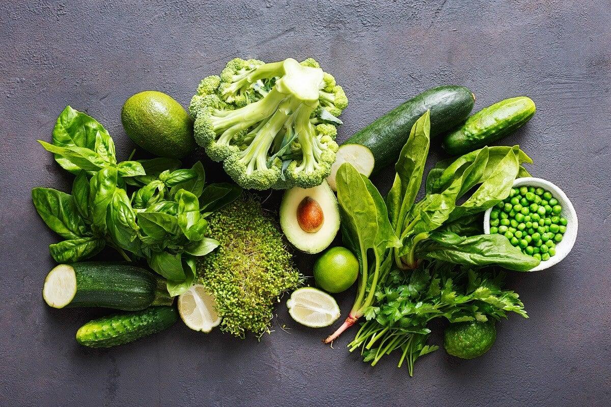 Dieta mediterránea verde: ventajas y desventajas