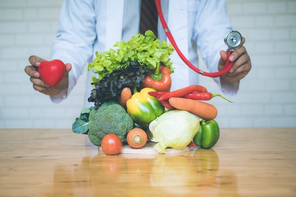 Ventajas de la dieta mediterránea verde