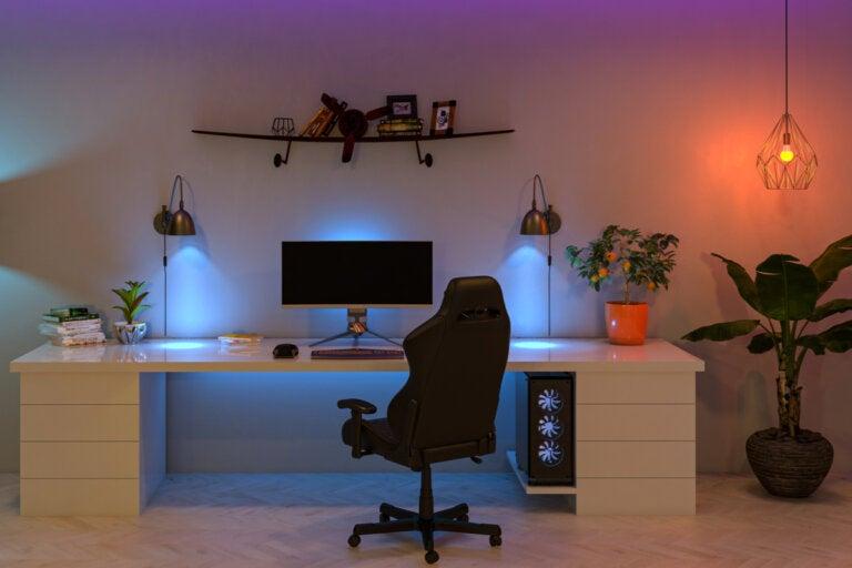 7 tipos de iluminación decorativa